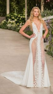 Romee Strijd Hot Dress 171x300 - Top Model Romee Strijd