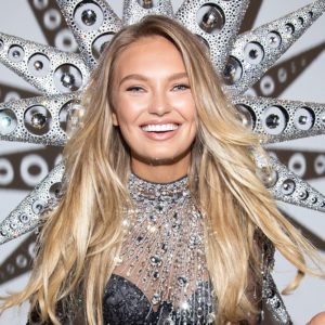 Romee Strijd Look Like Candice Swanepoel 300x300 - Romee Strijd Fashion Show