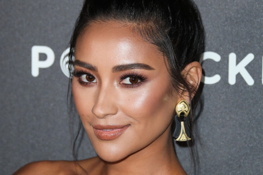 Shay Mitchell Beautiful Eyes