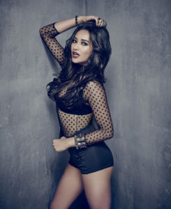 Shay Mitchell Hot Images 245x300 - Blonde Shay Mitchell