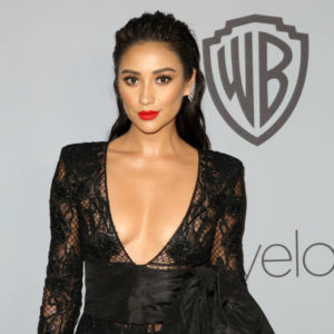 Shay Mitchell Hot Revealing Black Dress 300x300 - Shay Mitchell Miscarriage