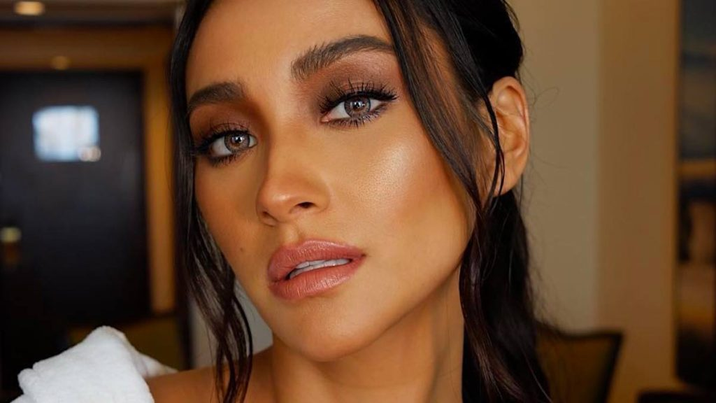 Shay Mitchell Netflix 1024x576 - Shay Mitchell Net Worth, Pics, Wallpapers, Career and Biograph
