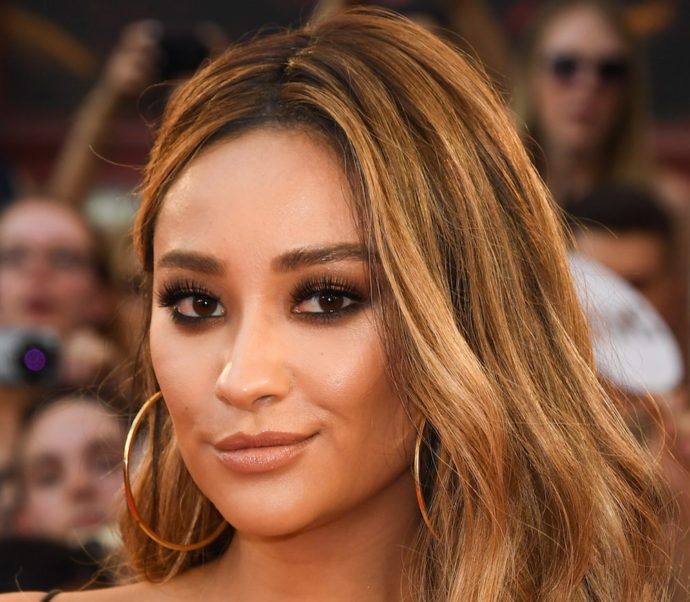 Shay Mitchell Music Video Awards Arrivals