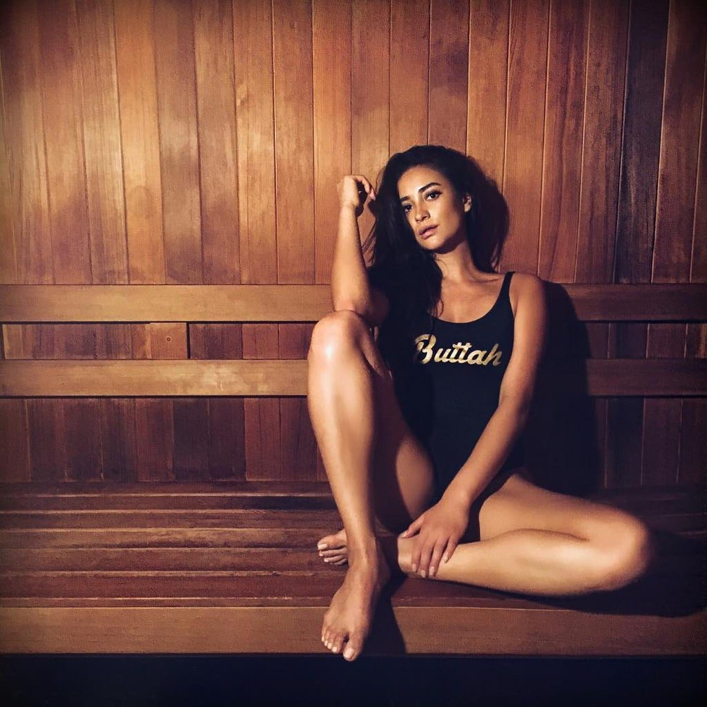 Shay Mitchell Sauna Bath Pics 1024x1024 - Shay Mitchell Net Worth, Pics, Wallpapers, Career and Biograph