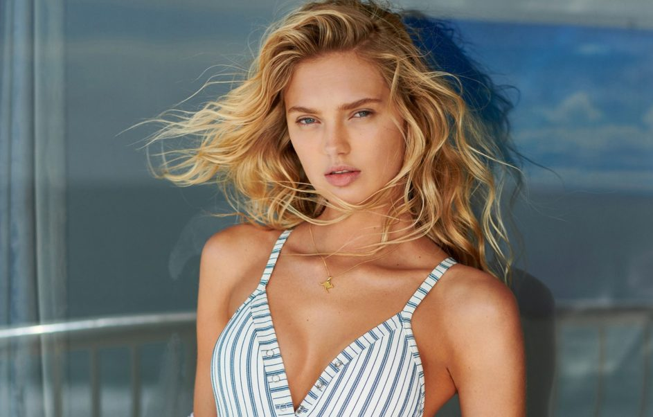 Supermodel Romee Strijd Wallpapers
