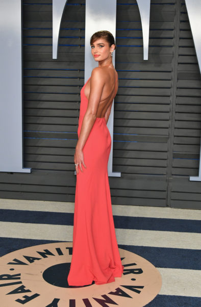 Taylor Hill Party Arrivals