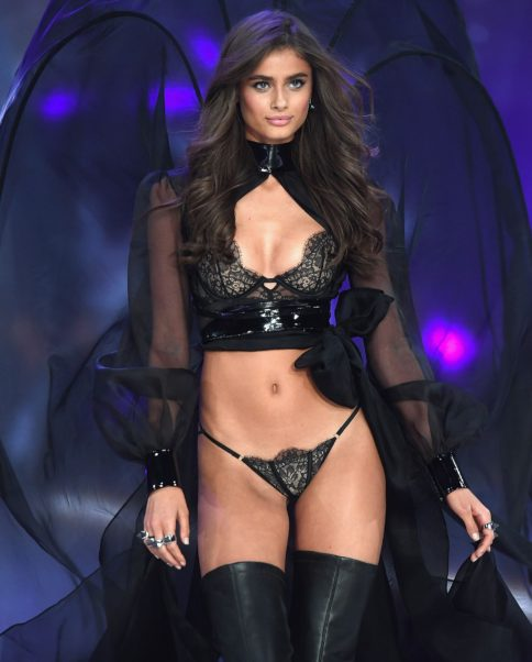 Taylor Hill Hot Lingerie Model