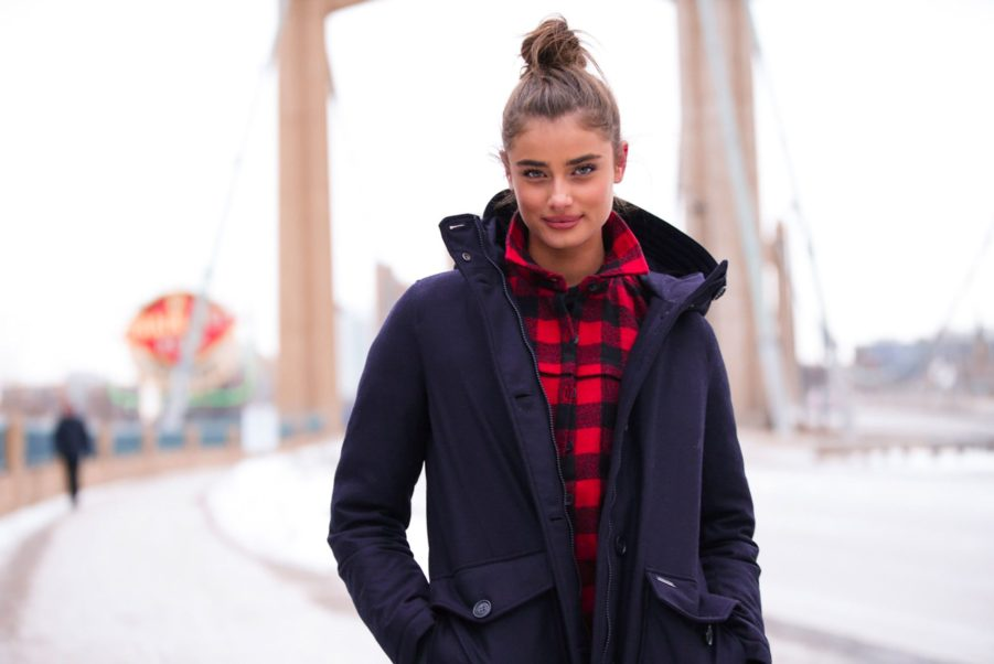 Taylor Hill Outside Pose