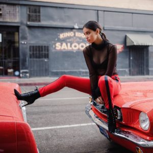 Top Modeling Cindy Kimberly