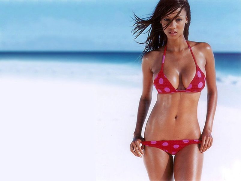 Tyra Banks Perfect Body Wallpapers