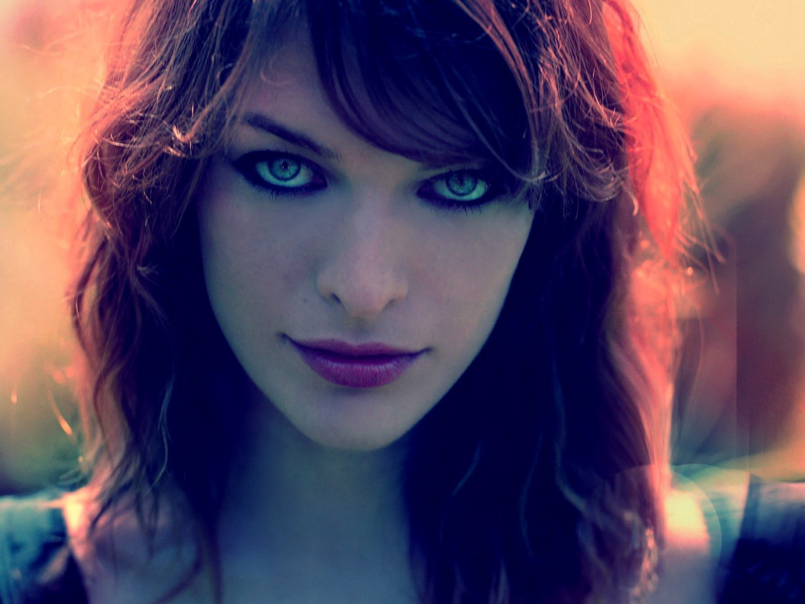 Beautiful Milla Jovovich Pics 1