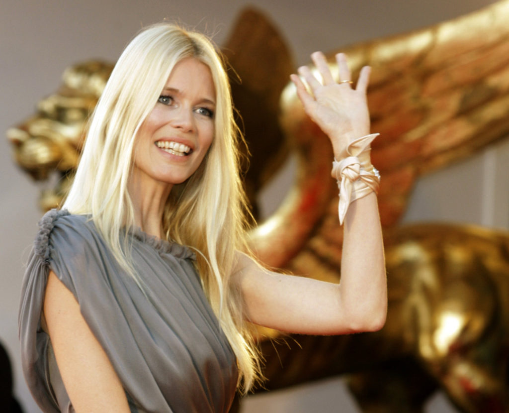 Claudia Schiffer Gala Arrivals 1024x830 - Claudia Schiffer Net Worth, Pics, Wallpapers, Career and Biography