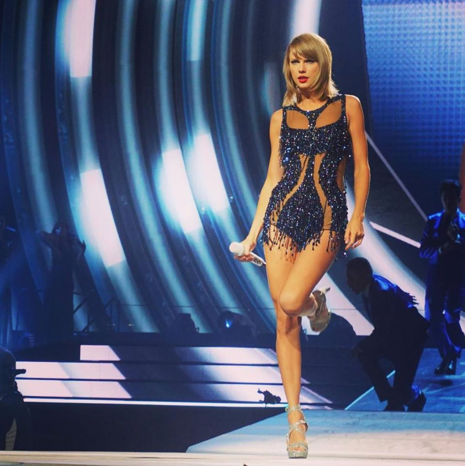 Concert Photo Of Taylor Swift - Concert Photo Of Taylor Swift