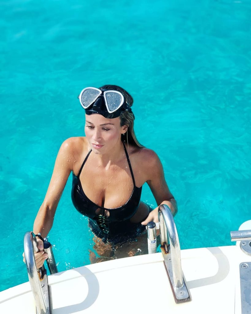 Diletta Leotta Diving Suit 819x1024 - Diletta Leotta Net Worth, Pics, Wallpapers, Career and Biography