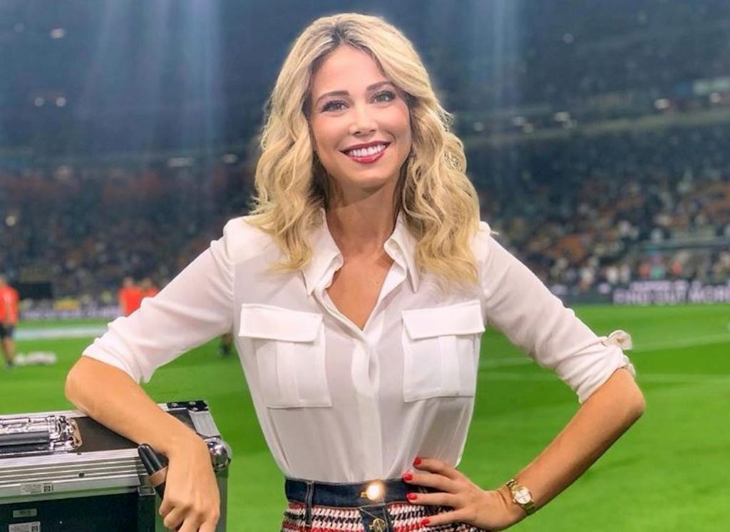 Diletta Leotta White Blouse 1024x746 - Diletta Leotta Net Worth, Pics, Wallpapers, Career and Biography