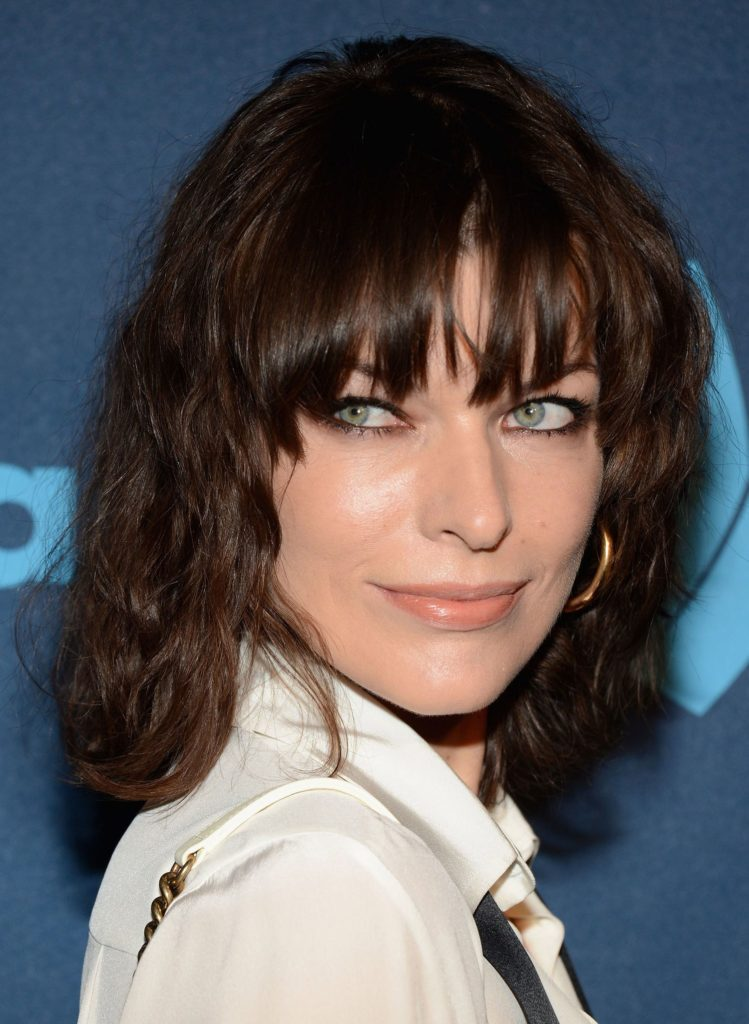 Milla Jovovich Curly Hair 749x1024 - Milla Jovovich Curly Hair