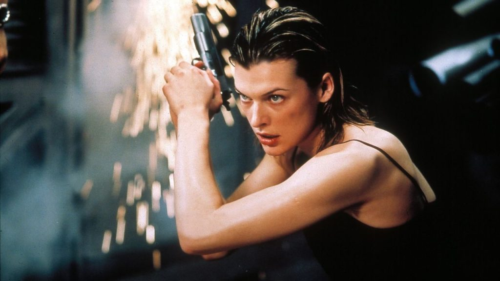 Resident Evil Pic Of Milla Jovovich 1024x576 - Resident Evil Pic Of Milla Jovovich