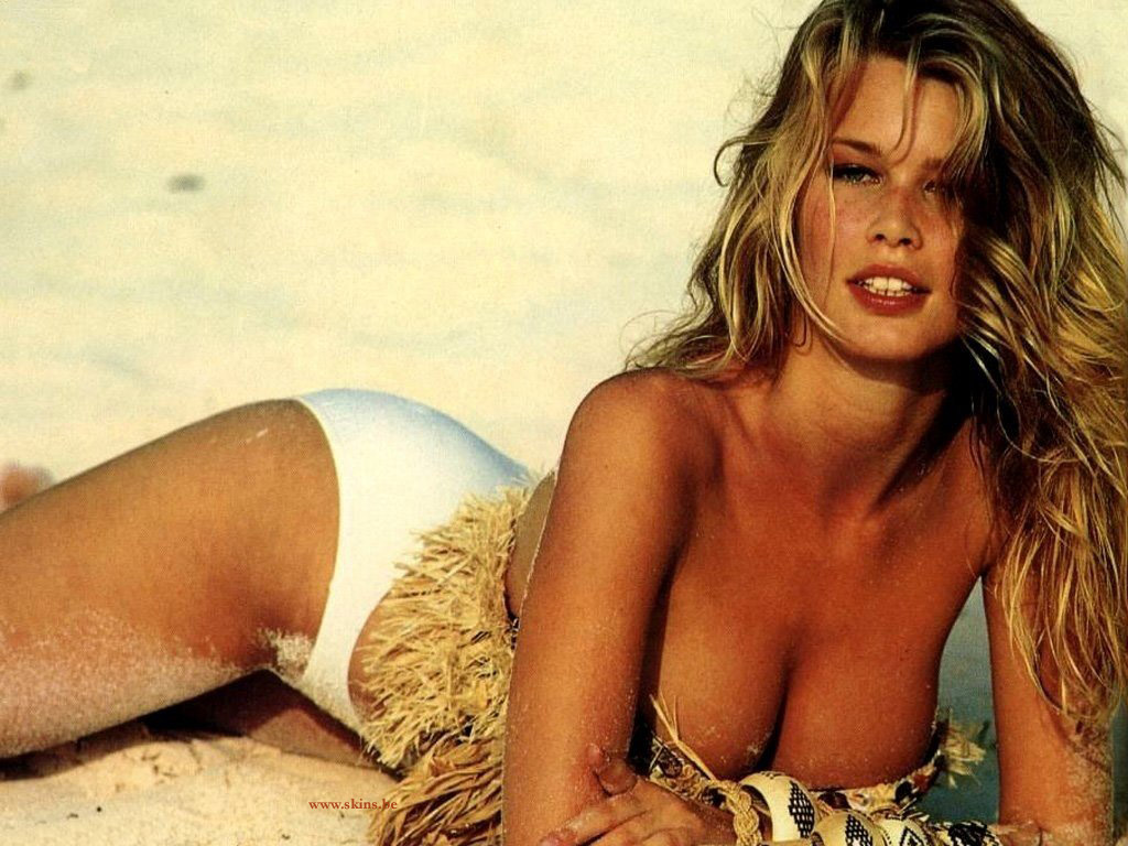 Young Claudia Schiffer Wallpapers - Young Claudia Schiffer Wallpapers