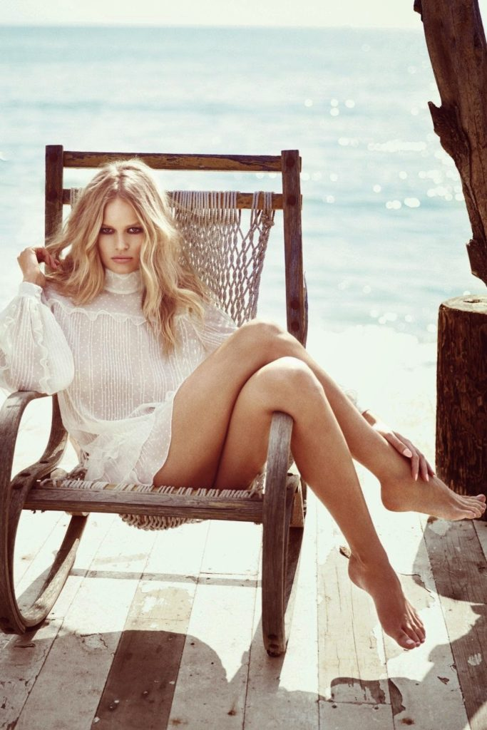 Anna Ewers Awesome Hot Legs Pics 683x1024 - Anna Ewers Net Worth, Pics, Wallpapers, Career and Biography