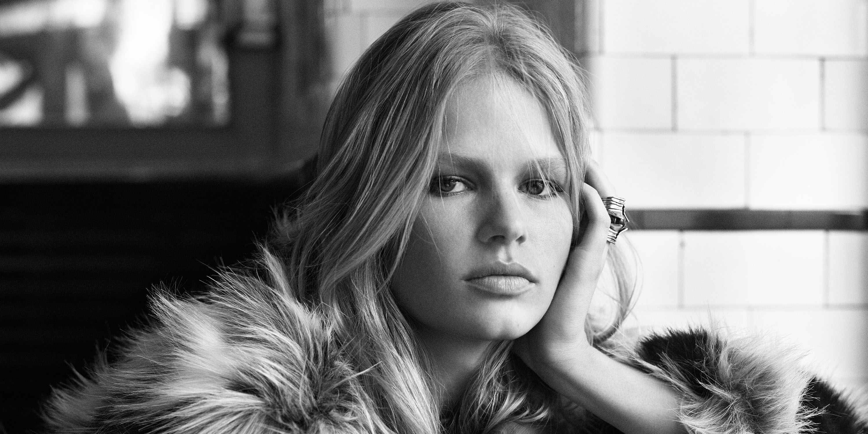Anna Ewers Face Wallpapers - Anna Ewers Face Wallpapers