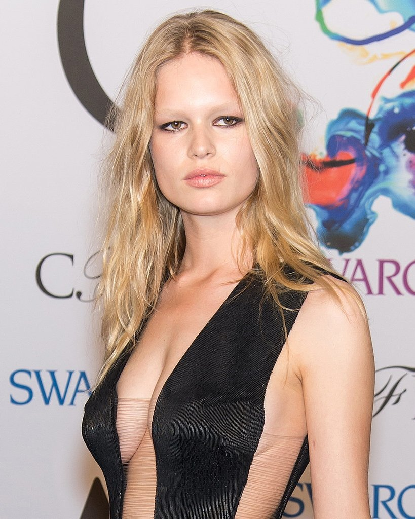 Anna Ewers Hot Decollete Dress - Anna Ewers Net Worth, Pics, Wallpapers, Career and Biography