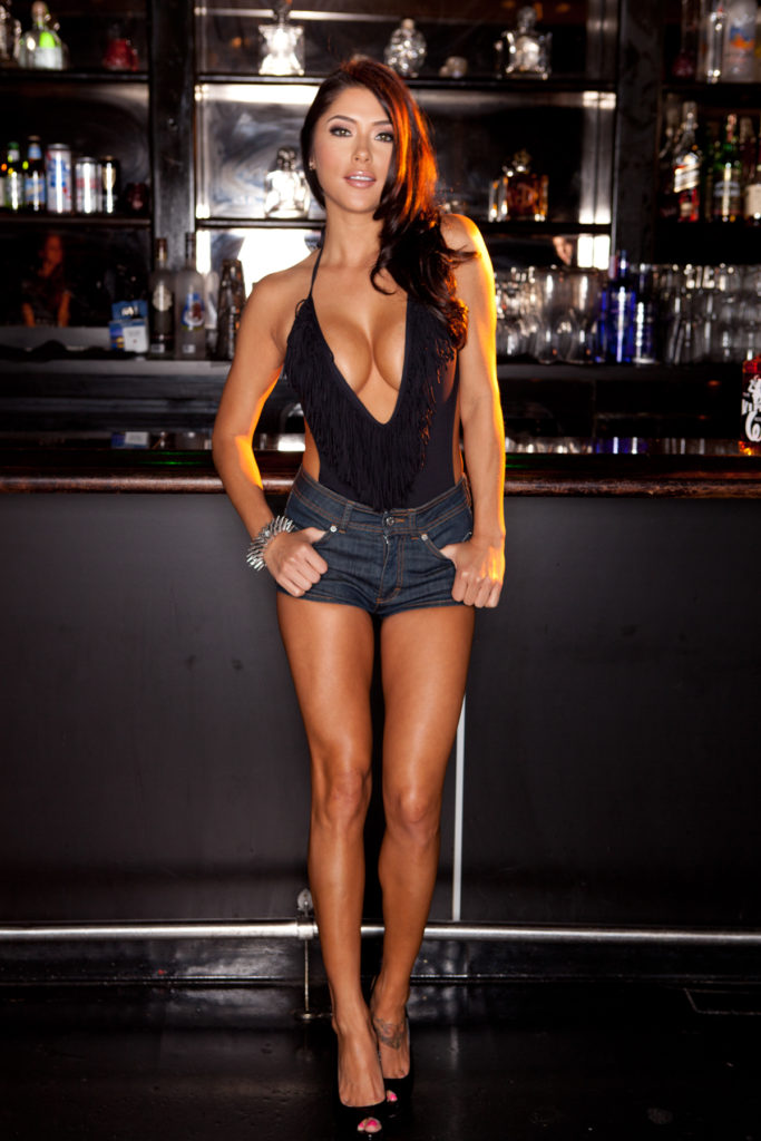 Arianny Celeste Amazing Legs Pic 683x1024 - Arianny Celeste Net Worth, Pics, Wallpapers, Career and Biography