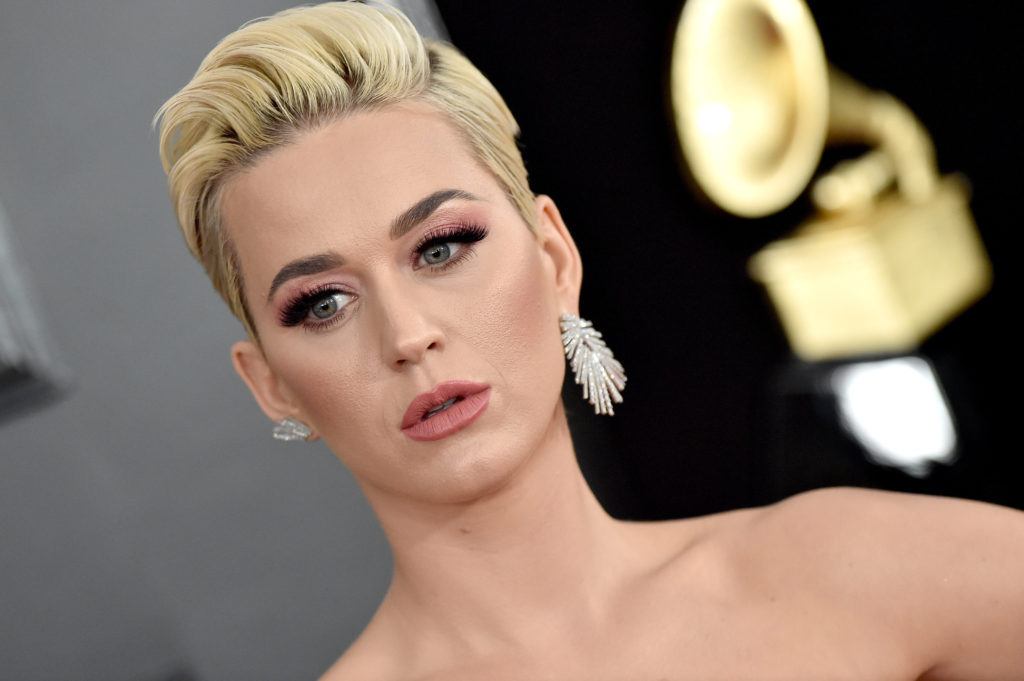 Blonde Beauty Katy Perry 1024x681 - Katy Perry Grammy Awards Photos