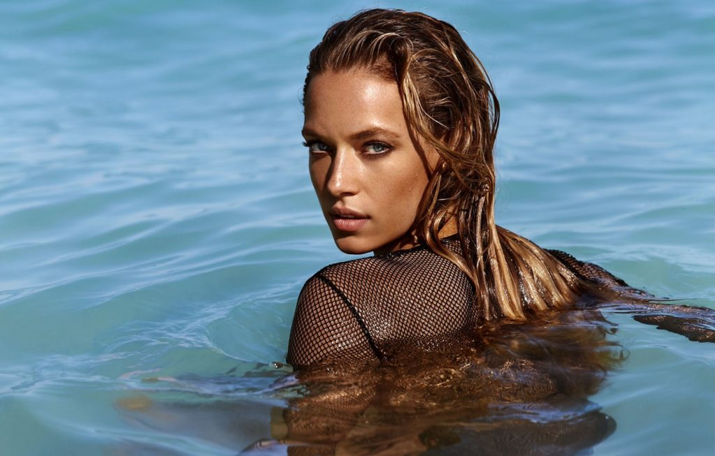 Hannah Ferguson Goddess Beauty 1024x653 - Hannah Ferguson Net Worth, Pics, Wallpapers, Career and Biography