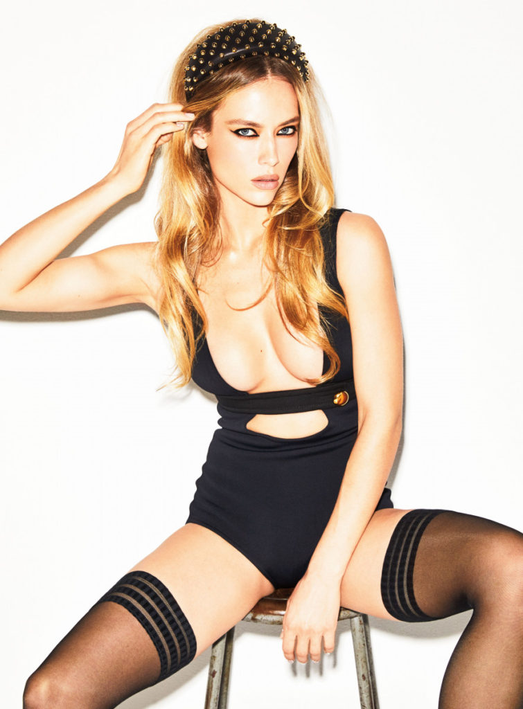 Hannah Ferguson Super Hot Lingerie 755x1024 - Hannah Ferguson Net Worth, Pics, Wallpapers, Career and Biography