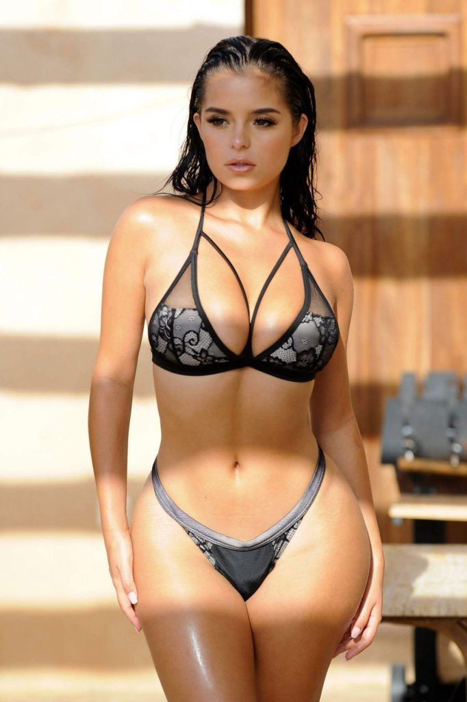 Hot Bikini Image Of Demi Rose 682x1024 - Demi Rose Net Worth, Pics, Wallpapers, Career and Biography