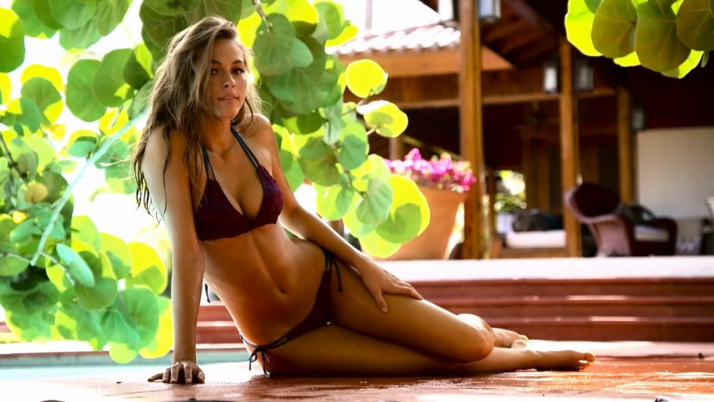 Hot Bikini Wallpaper Of Carolina Kelley 1024x576 - Carolina Kelley Net Worth, Pics, Wallpapers, Career and Biography