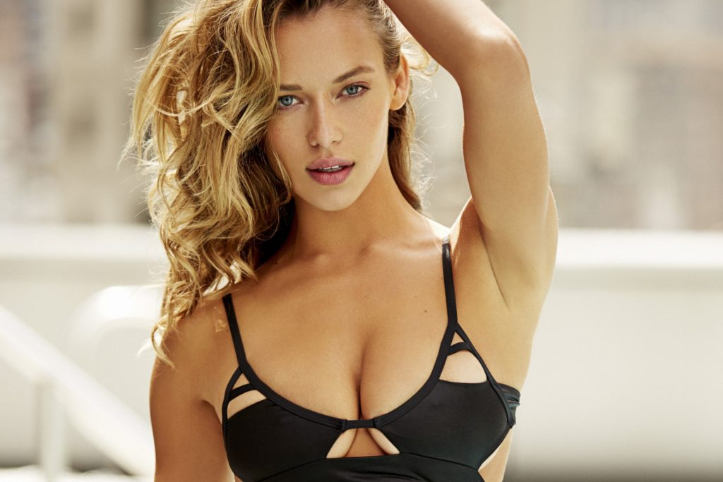 Hot Blonde Model Hannah Ferguson Wallpapers 1024x683 - Hannah Ferguson Net Worth, Pics, Wallpapers, Career and Biography