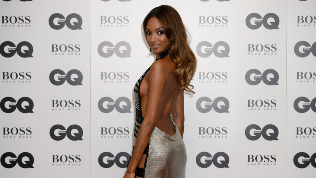 Jourdan Dunn Back Revealing Hot Dress 1024x577 - Jourdan Dunn Net Worth, Pics, Wallpapers, Career and Biography