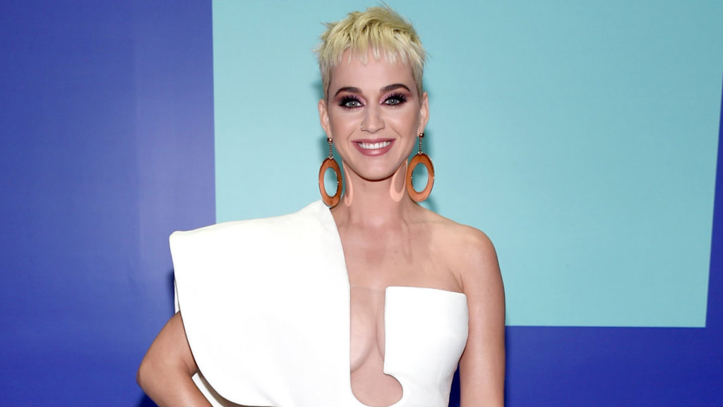 Katy Perry Hot White Gala Dress 1024x576 - Katy Perry Net Worth, Pics, Wallpapers, Career and Biography