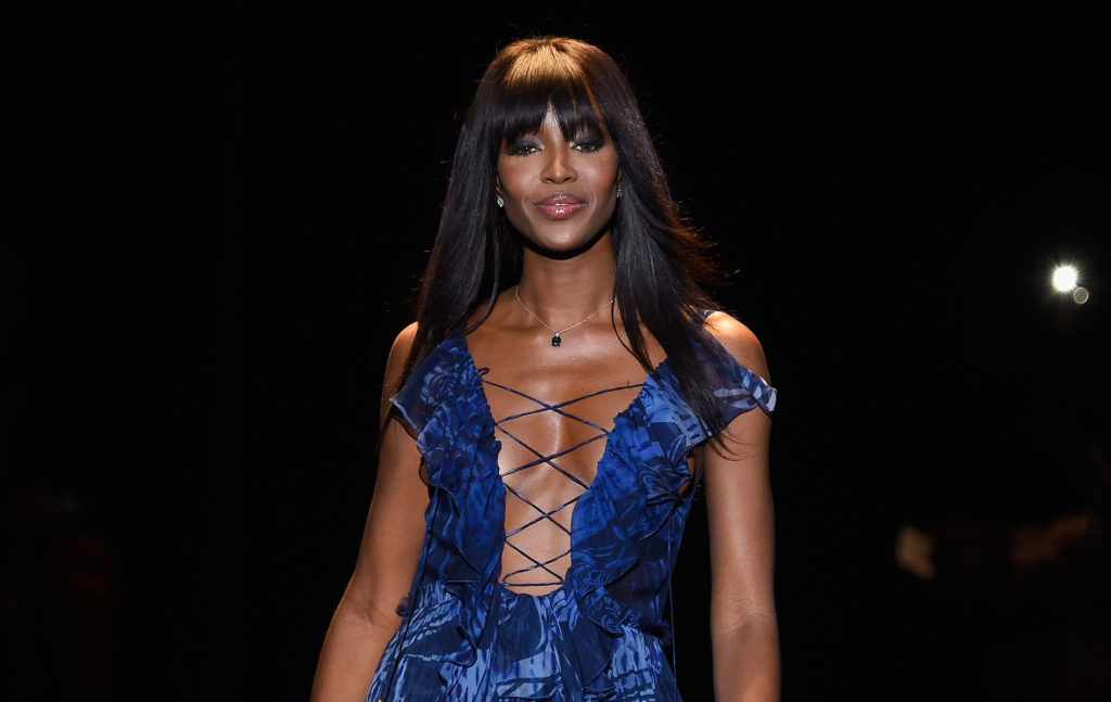Naomi Campbell Hot Blue Revealing Dress 1024x647 - Naomi Campbell Net Worth, Pics, Wallpapers, Career and Biography