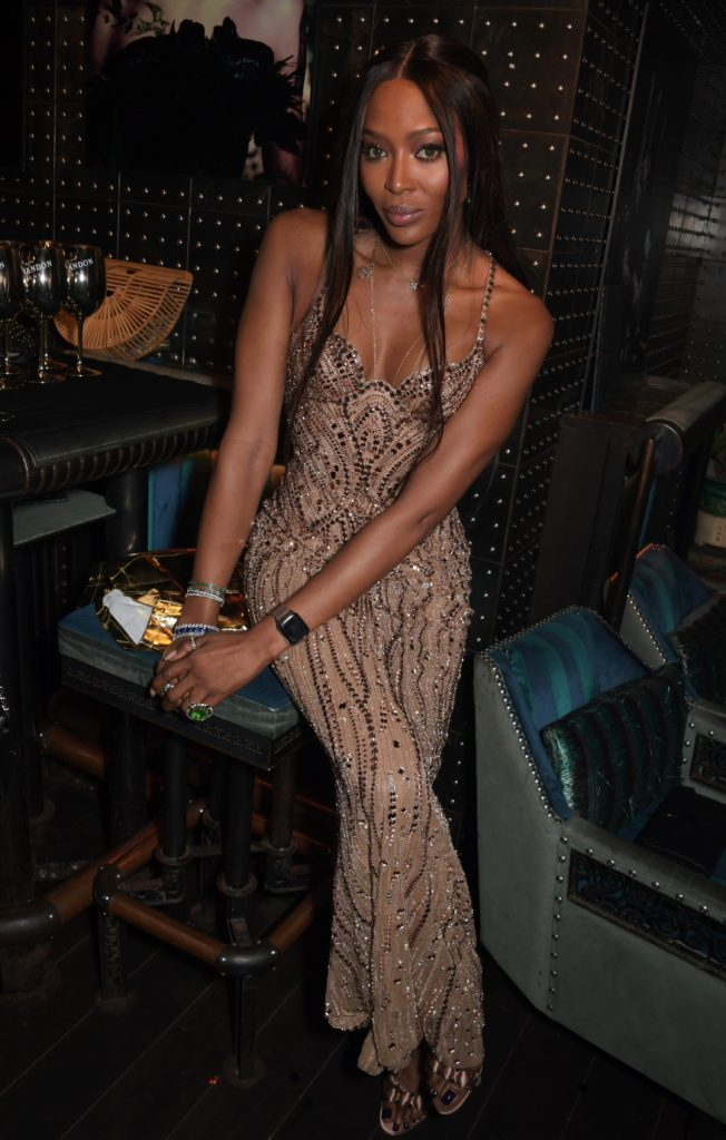 Naomi Campbell Night Party Dress 652x1024 - Naomi Campbell Net Worth, Pics, Wallpapers, Career and Biography