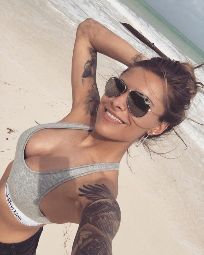 Sophia Thomalla Hot Selfie 819x1024 - Sophia Thomalla Net Worth, Pics, Wallpapers, Career and Biograph