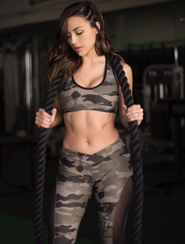Ana Cheri Hot Military Bra Pics 775x1024 - Ana Cheri Net Worth, Pics, Wallpapers, Career and Biography