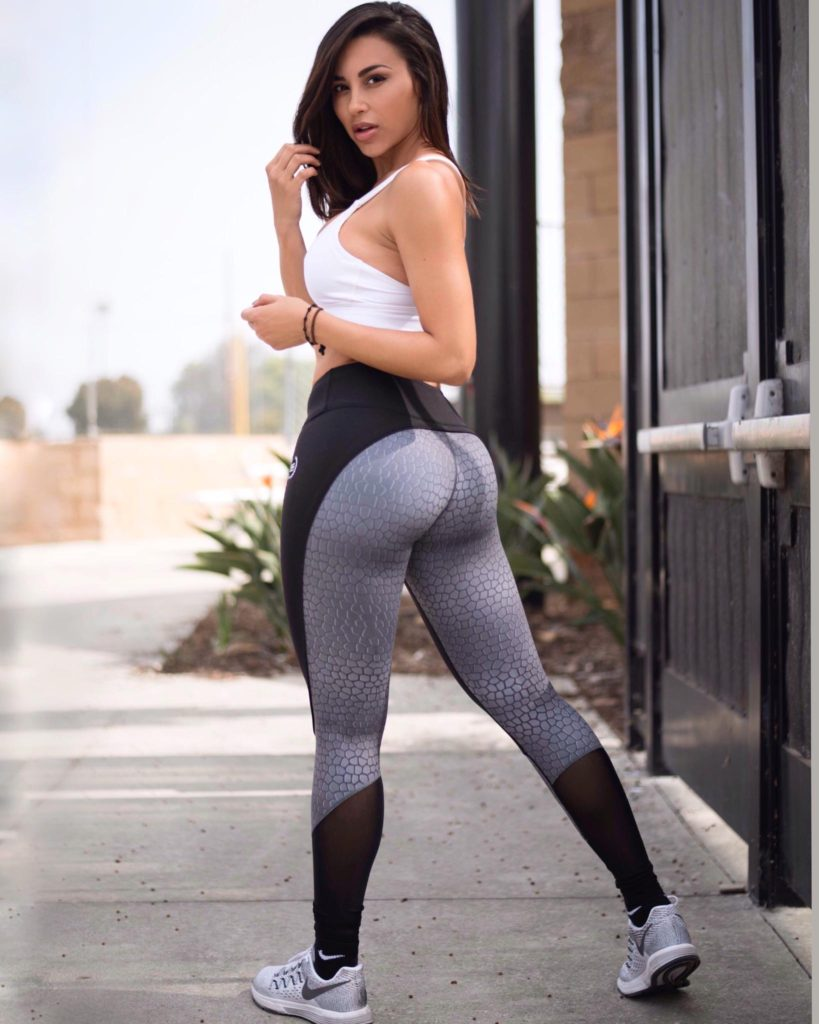 Ana Cheri Hot Sports Tights Pics 819x1024 - Ana Cheri Net Worth, Pics, Wallpapers, Career and Biography