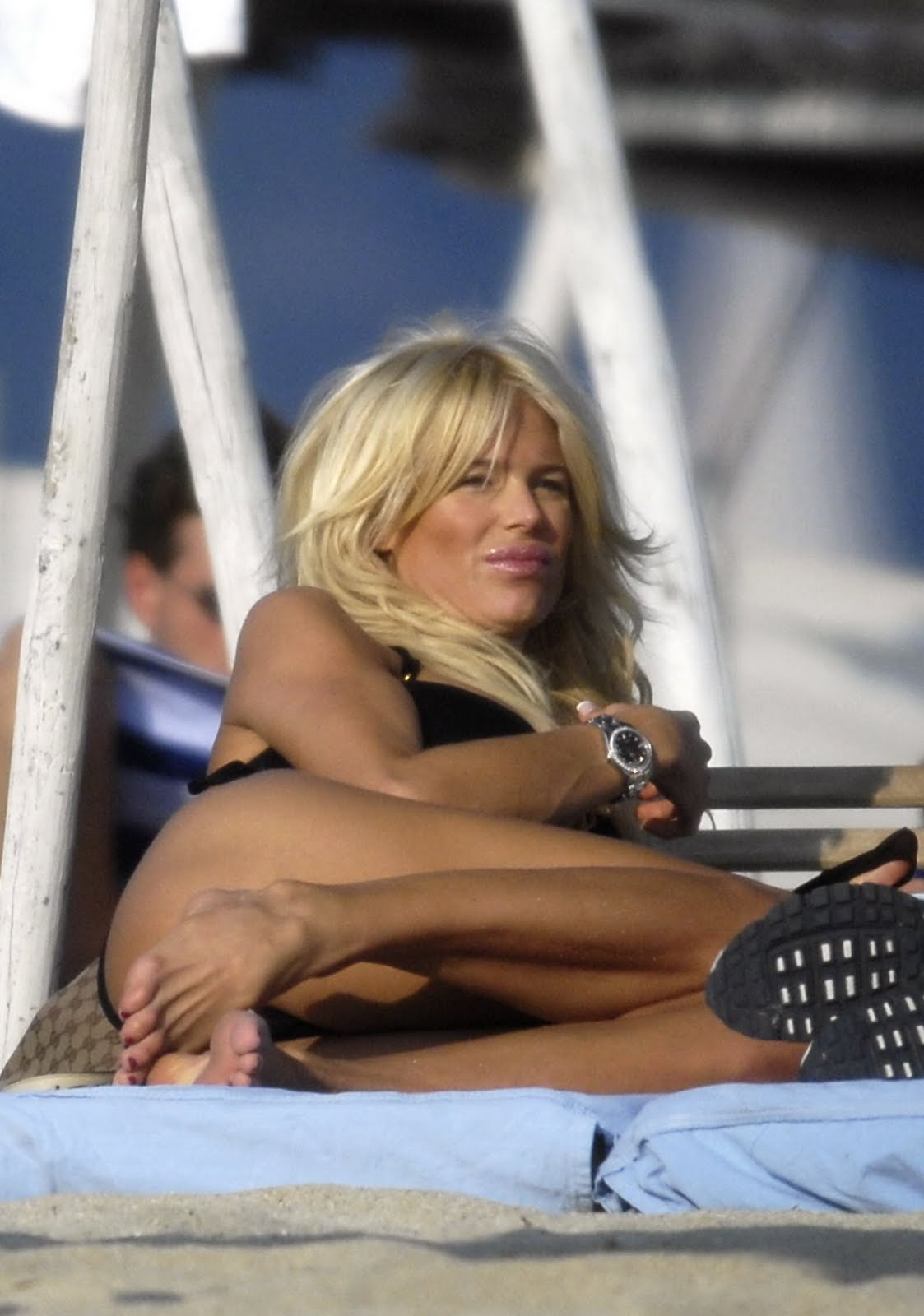 Awesome Body Of Victoria Silvstedt Pics - Awesome Body Of Victoria Silvstedt Pics