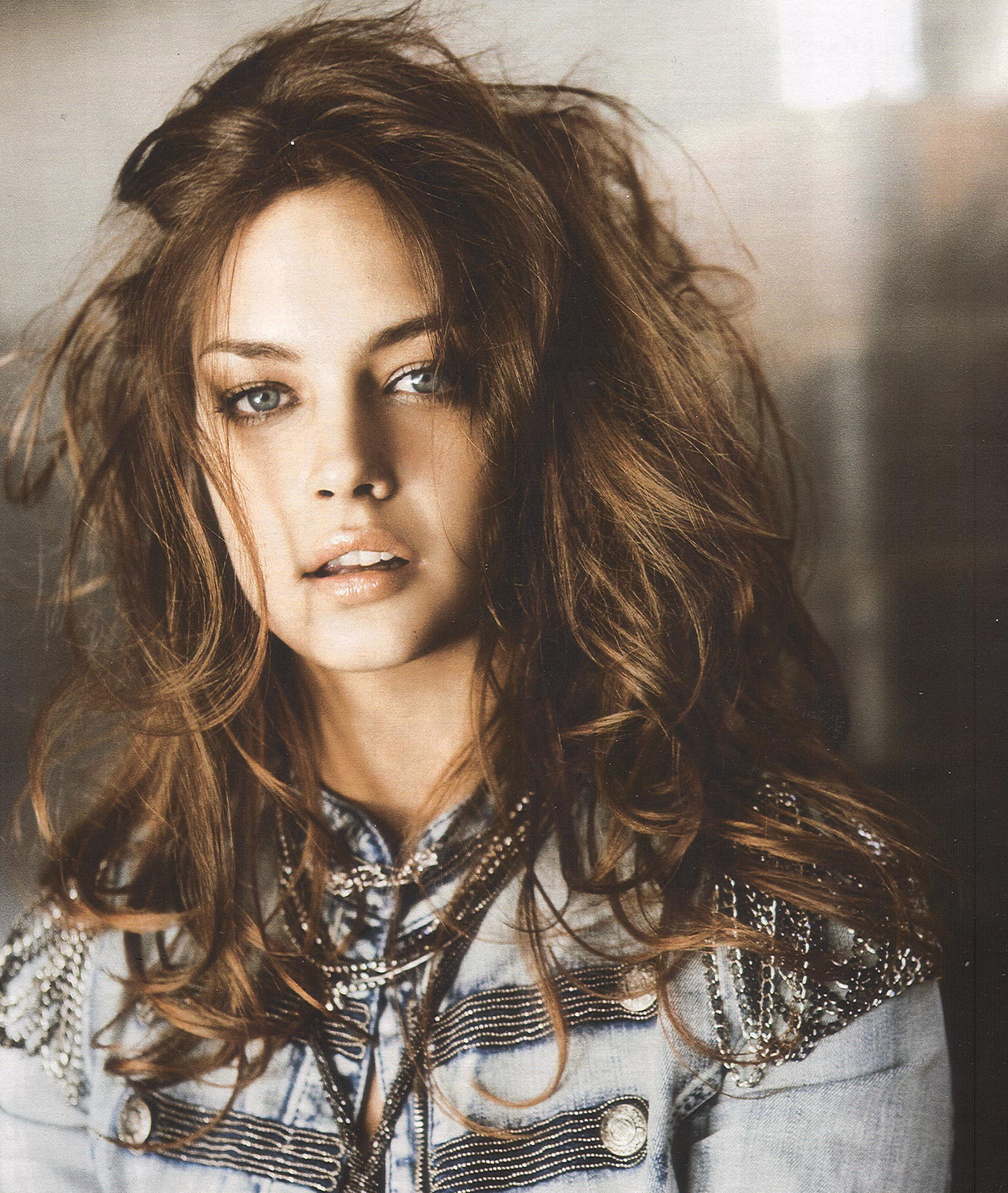 Candice Boucher Curly Hair 1