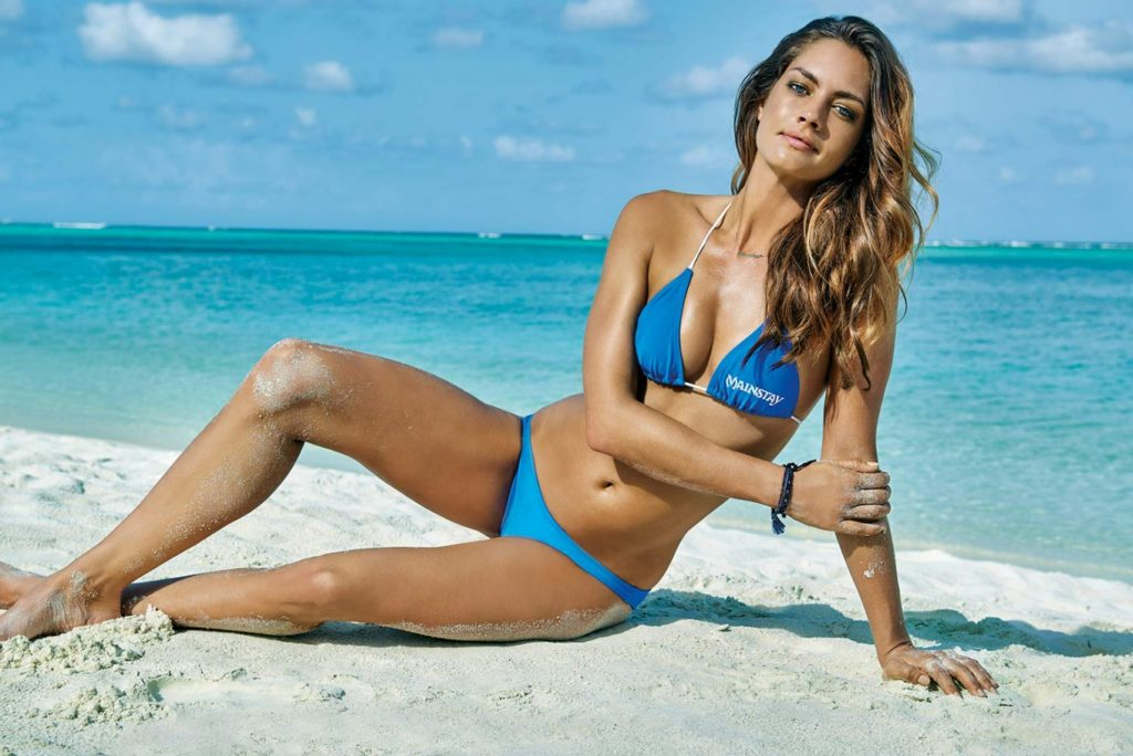 Candice Boucher Hot Blue Bikini Wallpapers 1024x684 - Candice Boucher Net Worth, Pics, Wallpapers, Career and Biography