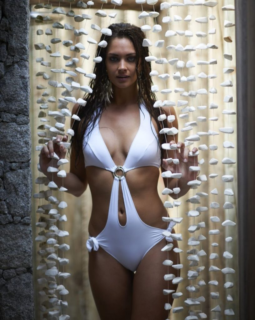 Candice Boucher Hot White Swimsuit Pics 816x1024 - Candice Boucher Net Worth, Pics, Wallpapers, Career and Biography
