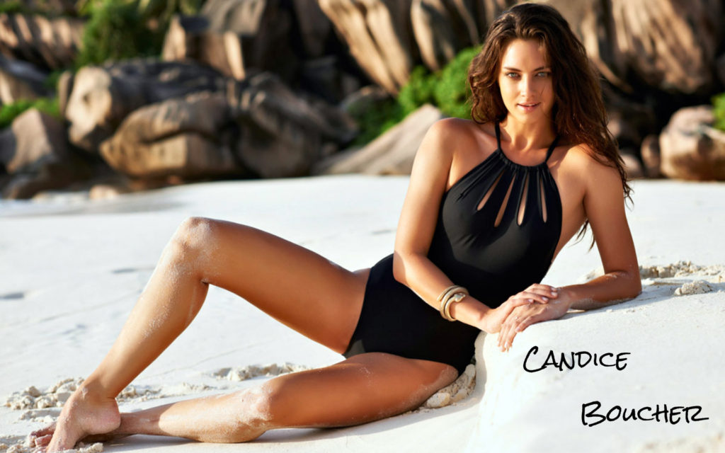Candice Boucher Swimwear Modeling 1024x640 - Candice Boucher Net Worth, Pics, Wallpapers, Career and Biography