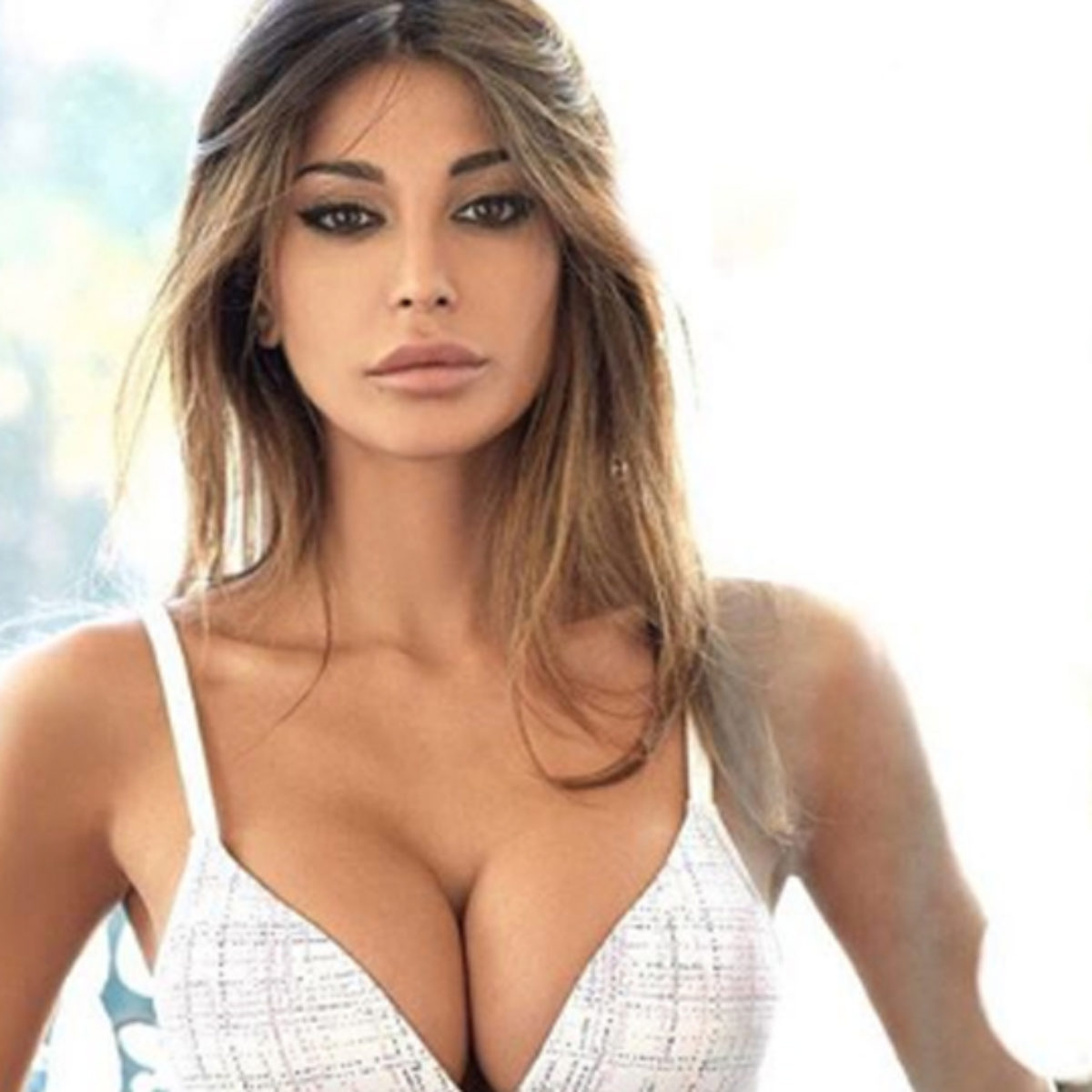 Christina Buccino Hot White Bra Modeling - Christina Buccino Net Worth, Pics, Wallpapers, Career and Biography