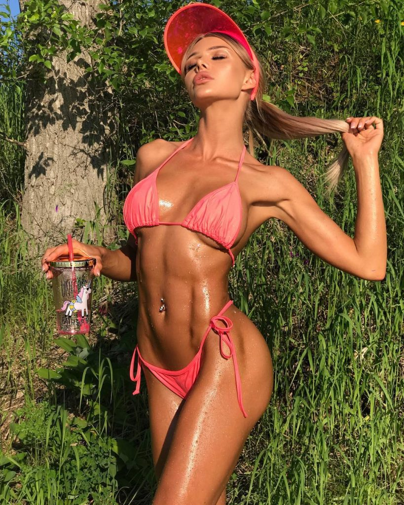 Lika Andreeva Hot Pink Bikini Pics 819x1024 - Lika Andreeva Net Worth, Pics, Wallpapers, Career and Biography