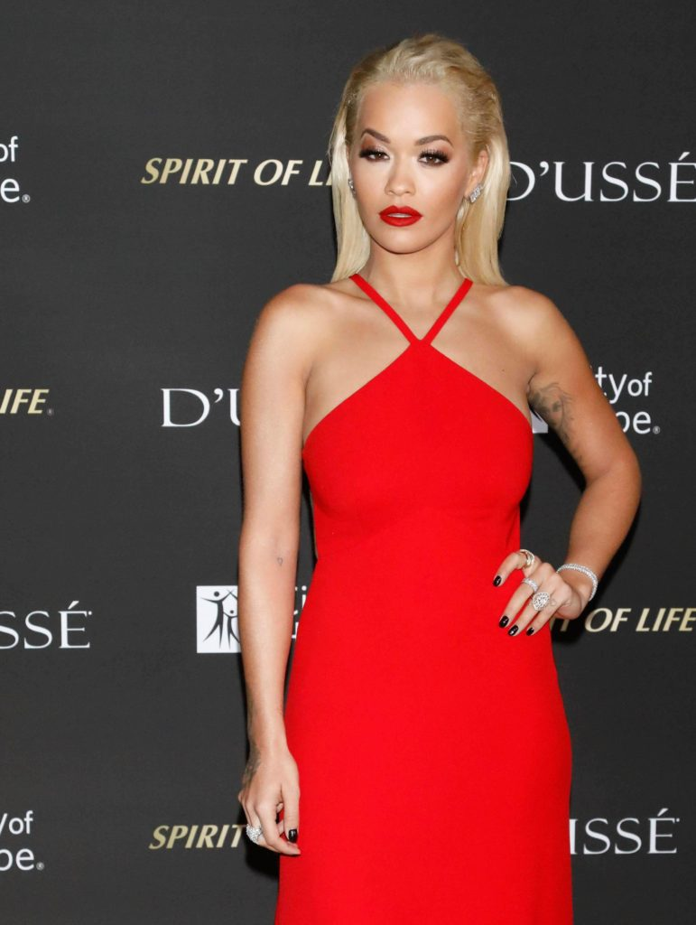 Rita Ora Hot Red Dress Pics 771x1024 - Rita Ora Net Worth, Pics, Wallpapers, Career and Biography