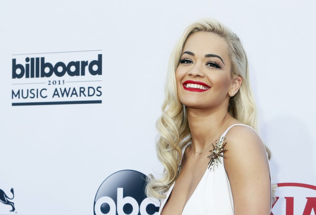 Rita Ora Music Awards Arrivals Wallpapers 1024x696 - Rita Ora Net Worth, Pics, Wallpapers, Career and Biography
