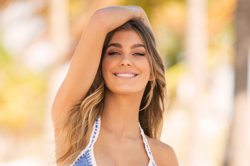 Sweet Model Camila Morrone Wallpapers 1024x683 - Camila Morrone Net Worth, Pics, Wallpapers, Career and Biography
