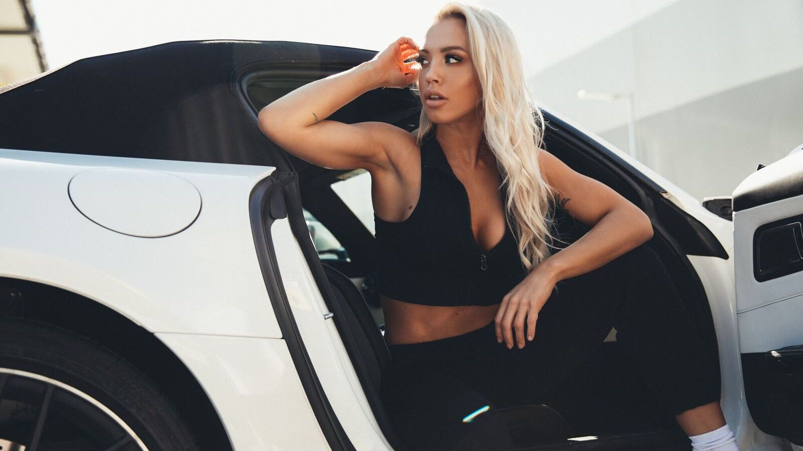 Tammy Hembrow Hot Modeling Wallpapers 1